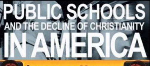 Indoctrination: Public Schools and the Decline of Christianity in America -- YouTube Screen cap