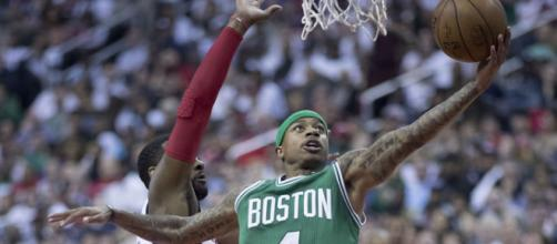 Isaiah Thomas to return soon. Image Credit: Keith Allison / Flickr