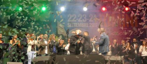 La proclamazione di Luigi Di Maio a candidato premier del M5S
