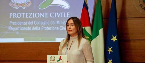 La sottosegretaria alla Presidenza del Consiglio, Maria Elena Boschi