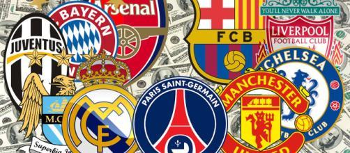 Los 20 clubes de fútbol más ricos del mundo