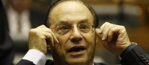 Maluf foi preso hoje em São Paulo. (Foto Reprodução).