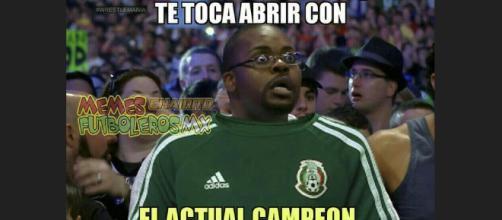 Memes para la selección de México, tras el sorteo del Mundial de fútbol Rusia 2018. - peru.com