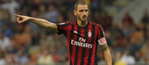 Milan, Bonucci via a gennaio? I dettagli