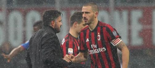 Milan, Bonucci e Gattuso ai titoli di coda? E arriva il doppio 'no' dal mercato