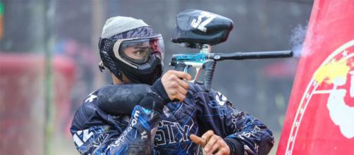 San Diego Dynasty will look to climb back to the top of the pro division in 2018 [Image via Social Paintball/Facebook]