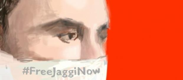 "An illustration of Jagtar ""Jaggi"" Singh Johal with the hashtag@Twitter"