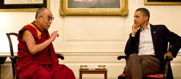 Der ehemals mächtigste Mann der Welt und der Dalai Lama