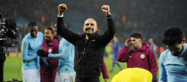 "It's unreal, it's not normal!"" Pep Guardiola stunned as Manchester ... - mirror.co.uk"