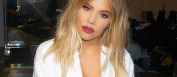 "Khóe Kardashian confirma gravidez: ""Meu sonho realizado"""