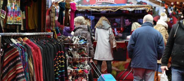 Le marché de Noel 2017 Namur Belgique