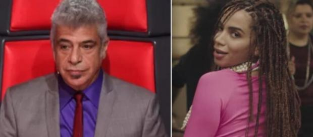 Lulu Santos é detonado por famosas, após críticas