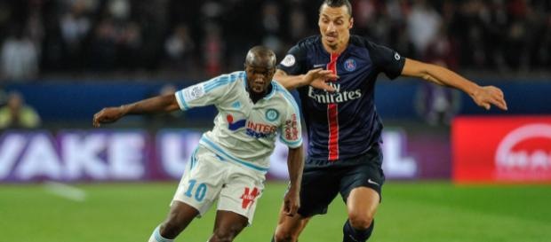 OM : Lassana Diarra dément une rencontre avec le président du PSG - rtl.fr