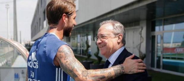 Ramos le pide a Florentino una alternativa al pasillo - mundodeportivo.com