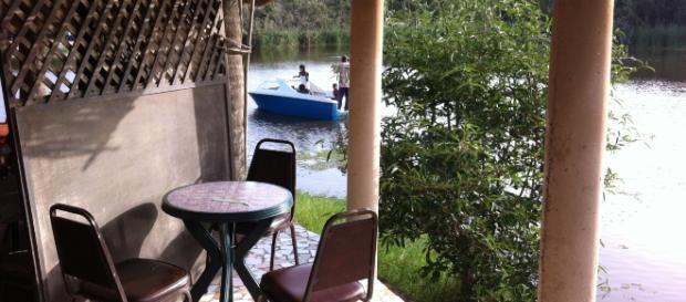 Senegal am See. Ruhig und gemütlich