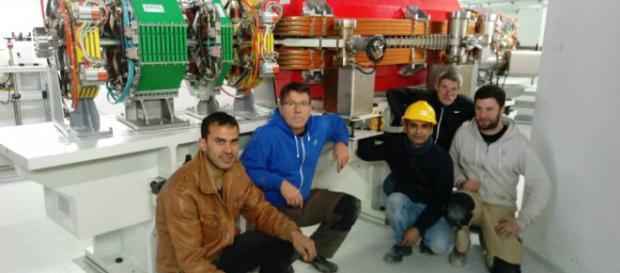 SESAME, el acelerador de partículas que quiere llevar la paz a Oriente Medio - elpais.com
