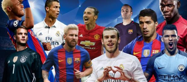 Top 10 jugadores de fútbol en el mundo: edición 2017 Parte 2