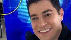 Evaristo Costa surpreende e volta para bancada de jornal; saiba onde