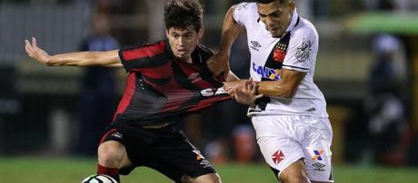 No Vasco em 2017, Gilberto pode reforçar o Fluminense no ano que vem (Foto: Budda Mendes/GettyImages)