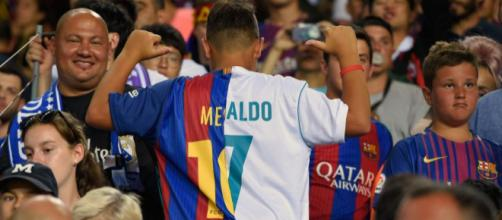 Barcelona vs Real Madrid Super Cup El Clasico: Football fan torn ... - thesun.co.uk