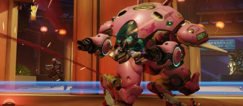 "Blizzard may add vehicles to ""Overwatch."" Image Credit: Blizzard Entertainment"