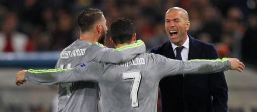 Cristiano y Ramos exigen un cambio a Zidane - wsj.com