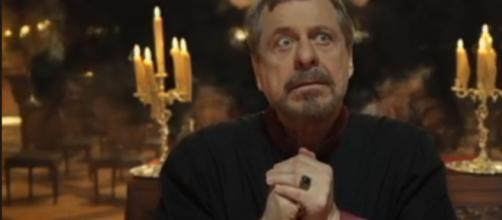 Flávio Galvão é Stefano Nicolazzi em Apocalipse