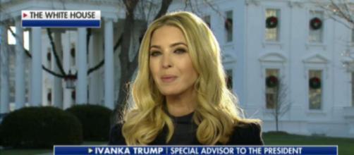Ivanka Trump on tax bill, via Twitter