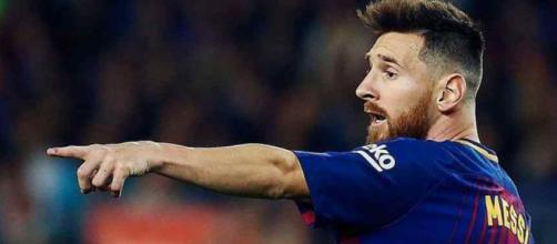 Leo Messi tem um plano para o grande jogo com o Real