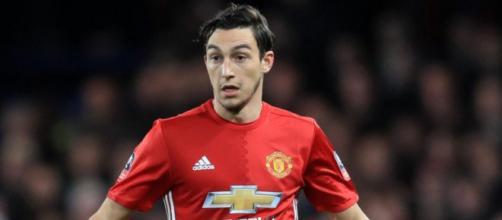 Manchester United va vendre Darmian au Napoli ?