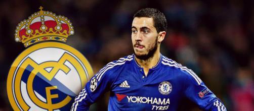 Mercato : Un départ important si Hazard signe au Real Madrid !