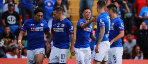 POSIBLE XI | Los jugadores que podría alinear Cruz Azul contra ... - 90min.com
