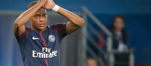 PSG : Kylian Mbappé encensé par la planète football - Le Parisien - leparisien.fr
