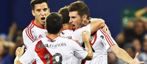 River Plate jogará contra o Flamengo