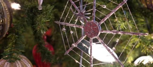 Spider Christmas in Ukraine | (Image via: Marty Gabel/Flickr)