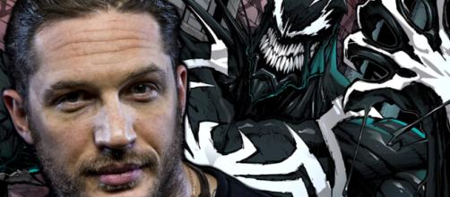Spider-Man Homecoming and Tom Hardy Venom Movie Explained [Image credit: Emergency Awesome/YouTube screencap]
