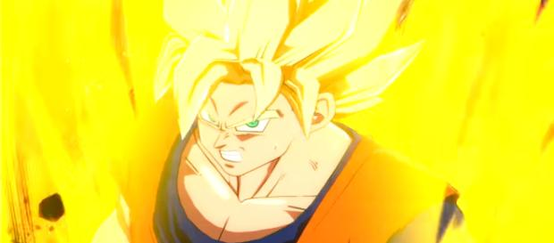 DRAGON BALL FighterZ - Jump Festa Trailer | X1, PS4, PC [Image credit: Bandai Namco Entertainment America/YouTube screencap]