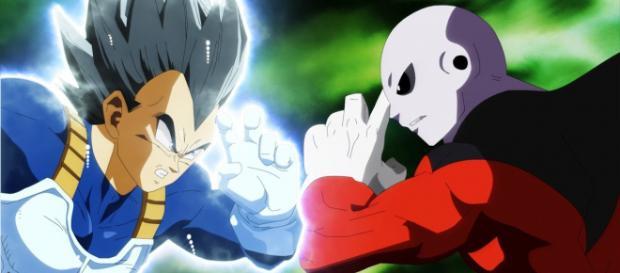 Dragon Ball Super capítulo 122 - Vegeta vs Jiren
