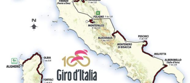 El Giro d'Italia 2018 se llevará a cabo en Milán.