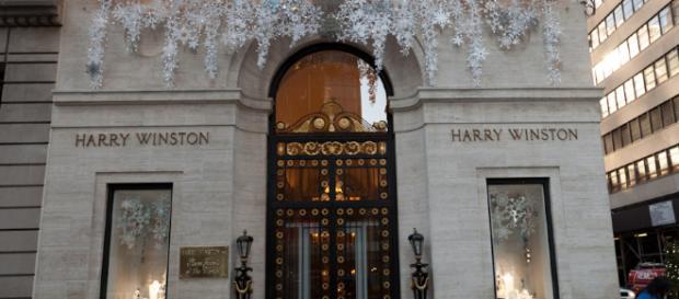 La boutique Harry Winston en Nueva York. - chrisnatrop.com