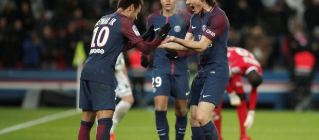 Le résumé et les buts de PSG-Troyes, premier match de L1 diffusé ... - huffingtonpost.fr