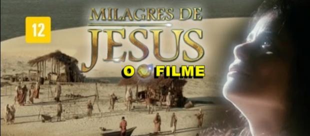 'Milagres de Jesus - o filme' conta com grande elenco