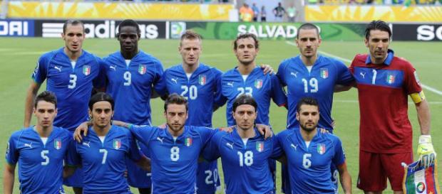 Nicht bei der WM 2018: Die italienische Nationalelf (Quelle: tz.de)