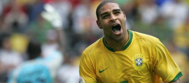 O atacante foi estrela da Seleção Brasileira