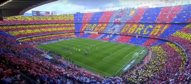 Real Madrid vs Barcelona 2-3 - UHD 4k La Liga 2016/2017 [image credit: GugaTv/ Youtube screengrab]