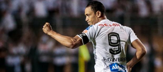 Ricardo Oliveira não jogará mais pelo Santos