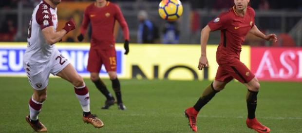 Los Giallorossi se despidieron de la Copa de Italia.