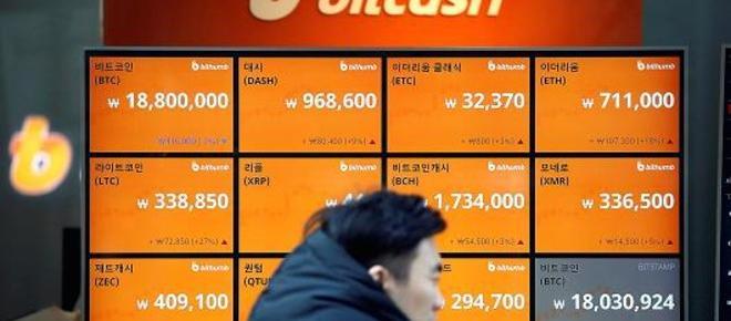El valor de Bitcoin cae por debajo de los $13,000, Ripple gana más del 48 %