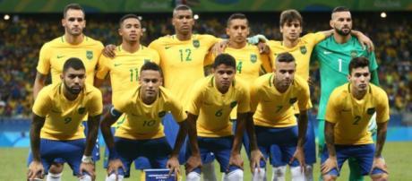 O Brasil foi campeão olímpico em 2016