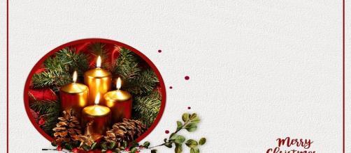 Immagini Di Cartoline Natalizie.Frasi Vigilia Di Natale Su Whatsapp Storia Delle Cartoline